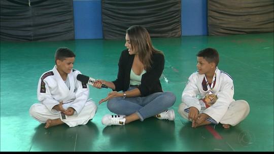 Irmãos gêmeos, judocas paraibanos ganham destaque nacional no esporte