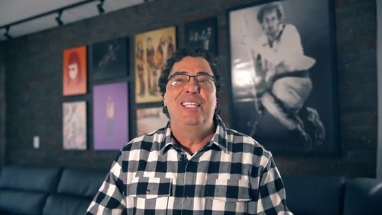 Vídeo: Casagrande diz que se inspirava em 9 do Palmeiras e elege Van Basten como o maior de todos