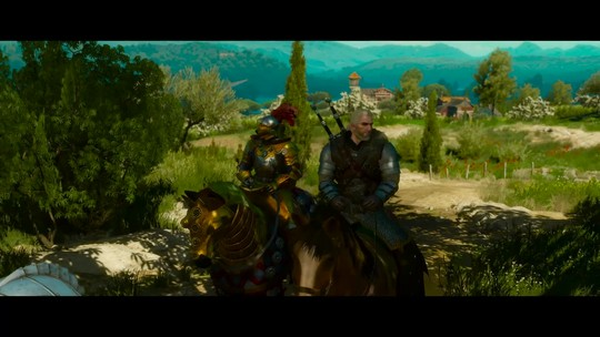 Jogamos The Witcher 3: Blood and Wine; confira as impressões