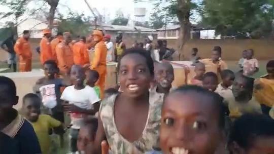 Bombeiros de MG chegam a área atingida por ciclone considerada pela ONU como de 'muito grande impacto'