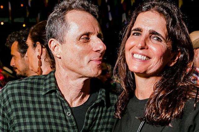 Tony Belotto e Malu Mader estão juntos há mais de 30 anos (Foto: Marcos Samerson/Divulgação)