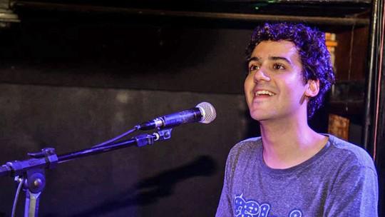 George Sauma mostra talento musical e Sandy relembra parceria com Santoro no Top Gshow