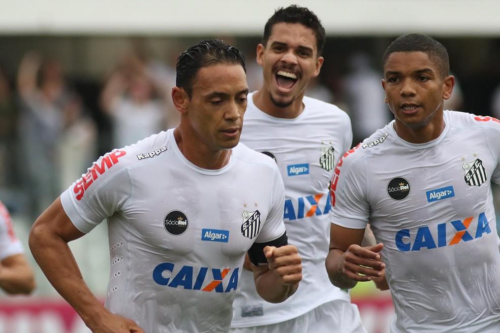 Ricardo Oliveira subiu de produção no segundo turno (Foto: Lucas Baptista/Futura Press)