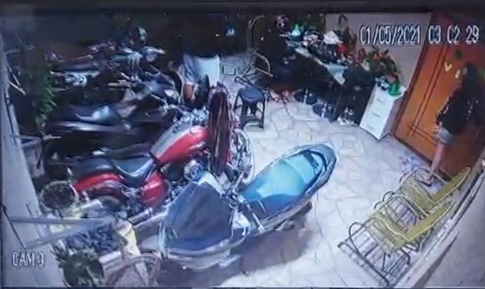 Mulher atira em namorado em Águas Claras, no DF — Foto: Arquivo pessoal