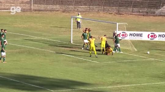 Sobradinho e Brasiliense decidem nesta quarta-feira a classificação à próxima fase da Copa Verde