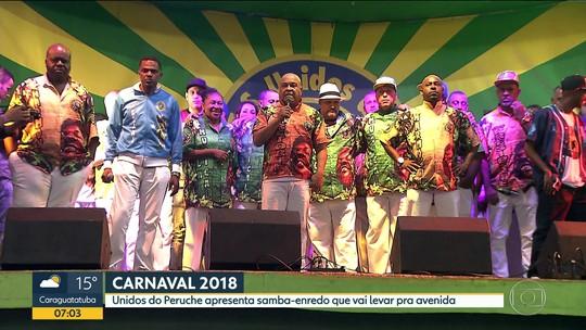 Unidos do Peruche vai homenagear Martinho da Vila no Carnaval 2018