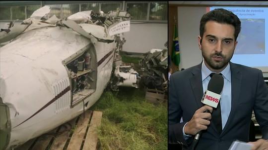 Família de massoterapeuta morta em queda de avião com Teori pede na Justiça indenização por acidente de trabalho