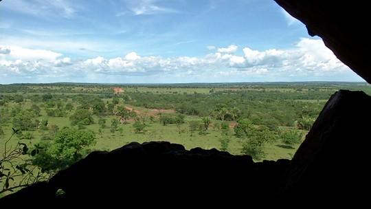 Arqueólogos coletam vestígios de povos ancestrais em Aquidauana, no Mato Grosso do Sul