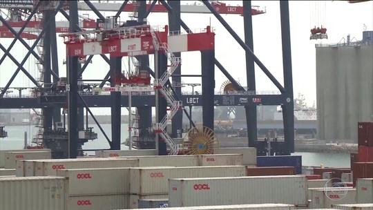 Bovespa fecha em queda, pressionada por disputa EUA-China e Previdência