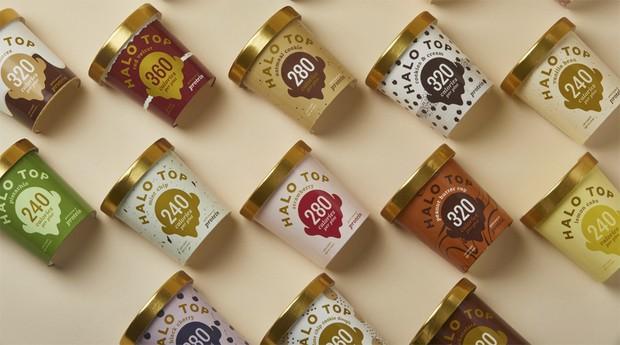 Woolverton quer que a Halo Top seja uma marca global de sorvetes em cinco anos (Foto: Divulgação)