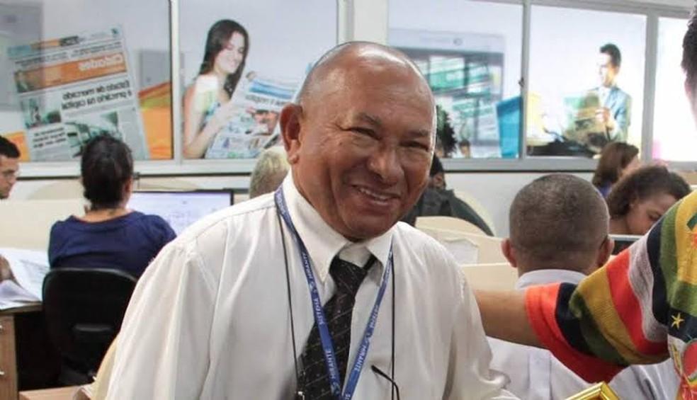 Alfredo Menezes morreu nesta segunda-feira (27) — Foto: Arquivo