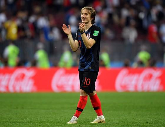 A Croácia se supera. E vence a Inglaterra na força física e maturidade mental