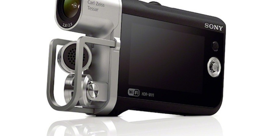96fe03b99e356 Sony lança a HDR-MV1, filmadora com captura de áudio estéreo   Notícias    TechTudo