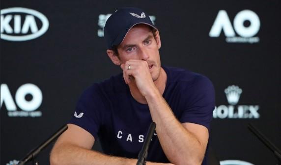 Murray anunciou que vai encerrar a carreira