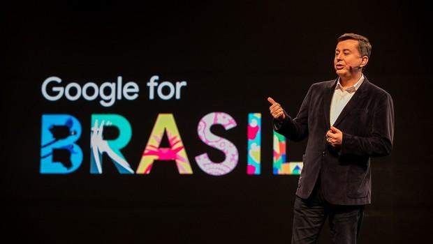 Fabio Coelho, presidente do Google Brasil (Foto: Divulgação)