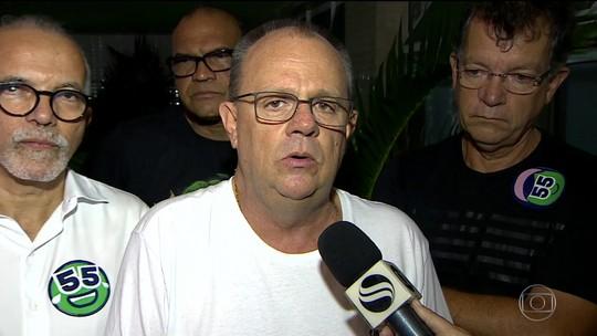 Belivaldo Chagas (PSD) foi eleito governador de Sergipe