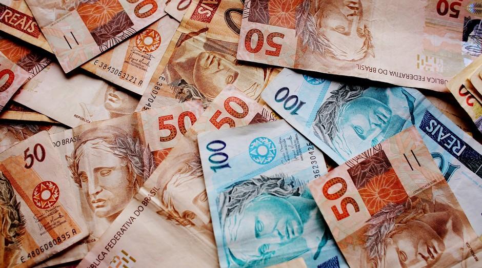 Real, dinheiro, nota, dólar, moeda (Foto: Reprodução/Pixabay)