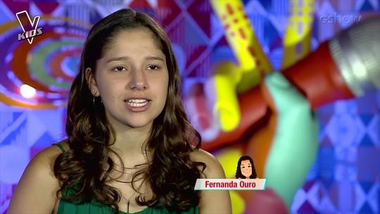 'The Voice Kids': pequenos do Time Claudia Leitte comentam apresentações ao vivo