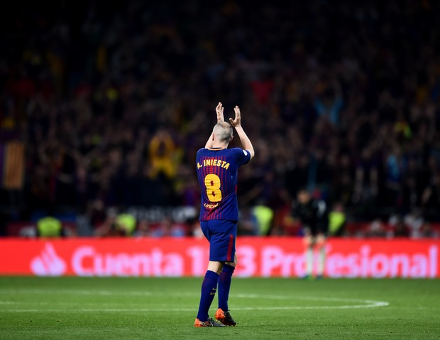 Andrés Iniesta (Foto: getty images)