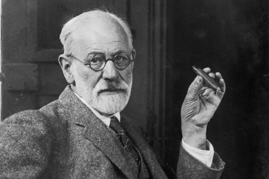 O médico checo Sigmund Freud (Foto: Reprodução)