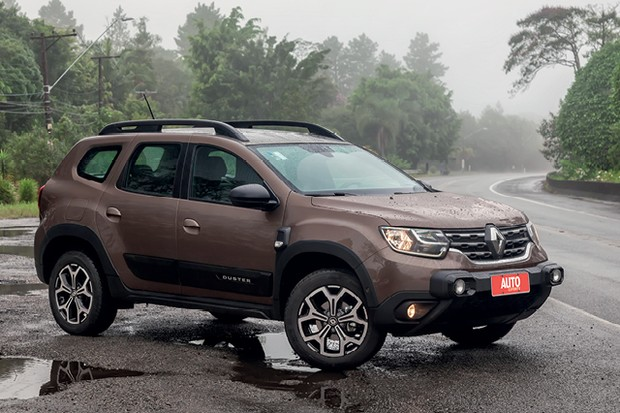 Novo Renault Duster mantém plataforma,  mas passa por mudanças profundas para ressurgir entre os SUVs compactos (Foto: Leo Sposito)