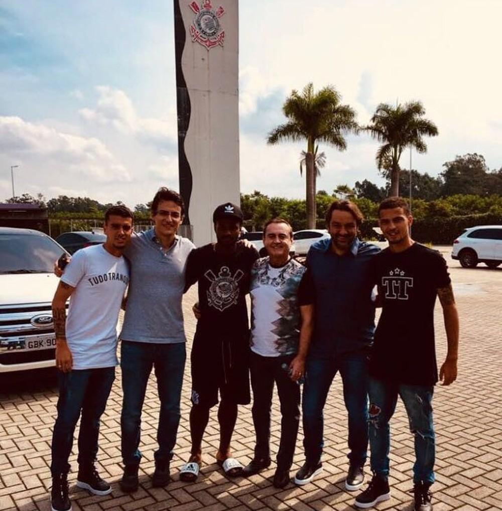 Corinthians contrata dupla do Nacional: meia e artilheiro da Série A-2 do Paulistão