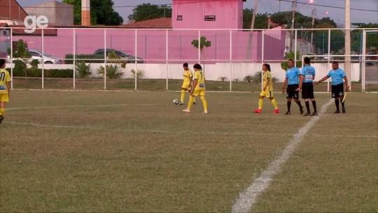 Com rival incompleto, Tiradentes-PI vence por W.O e segue invicto na Copa Batom