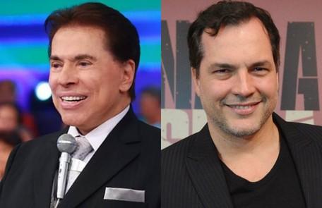 Daniel Boaventura viverá Silvio Santos Reprodução e TV Globo
