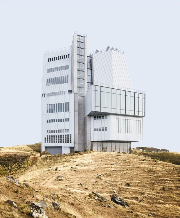 O Whitney Museum completado em 2015 e criado pelo arquiteto Renzo Piano (Foto: Anton Repponen)