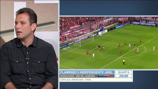 Jornalistas aprovam ideia de manter Guerrero no Flamengo, mas sem salários