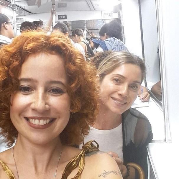 Letícia Spiller (Foto: Reprodução Instagram)