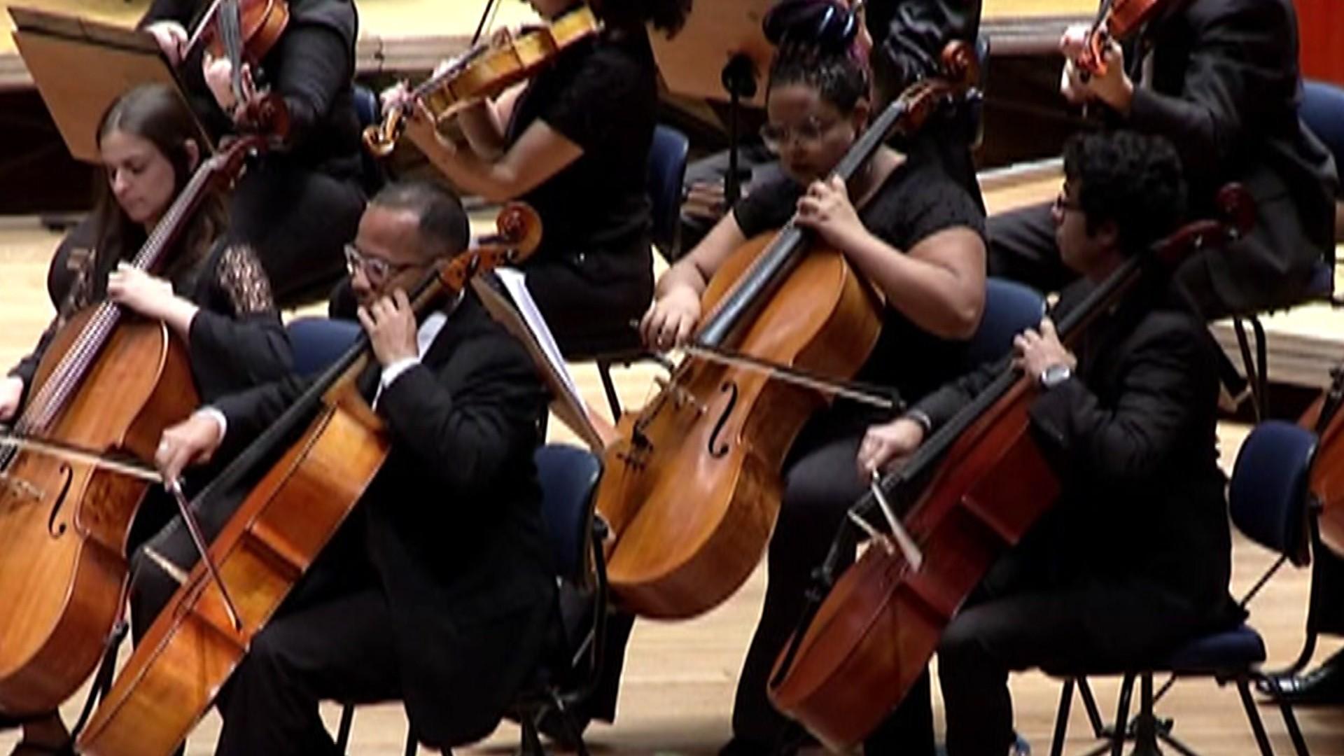 Orquestra Sinfônica Jovem de Mogi faz apresentação na Sala São Paulo - Noticias