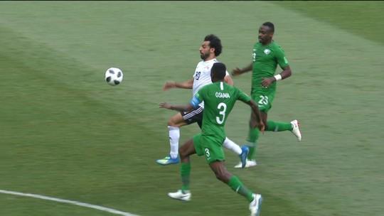 """Salah projeta mais uma Copa do Mundo com o Egito: """"No futuro será melhor"""""""