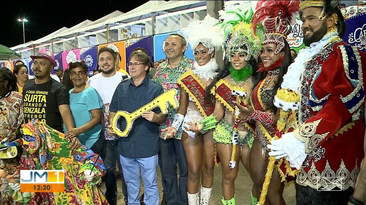 Acompanhe a cobertura do carnaval no Maranhão