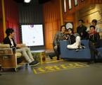 Fiuk no programa 'Coletivation', da nova MTV   Reprodução