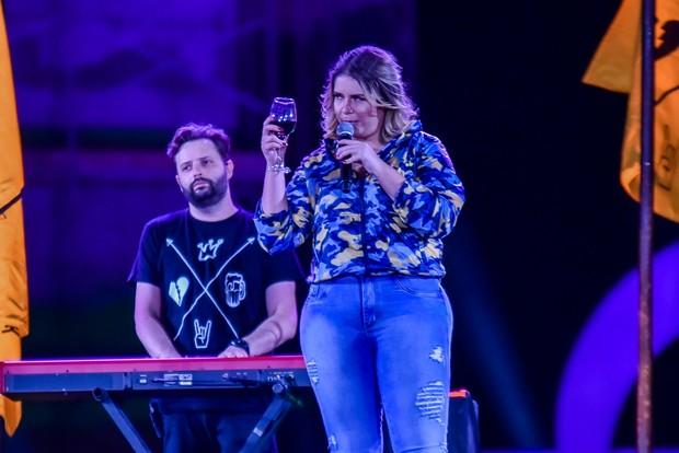 Marília Mendonça (Foto: Gabi de Morais / AgNews)