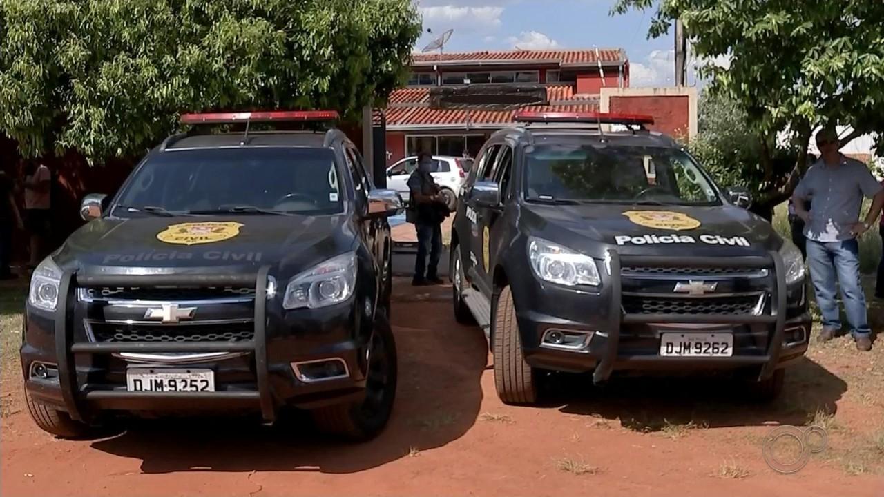 Polícia liberta motorista em Bauru e prende quadrilha de roubo de caminhões