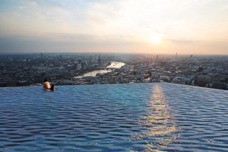londres piscina (Foto: Reprodução)
