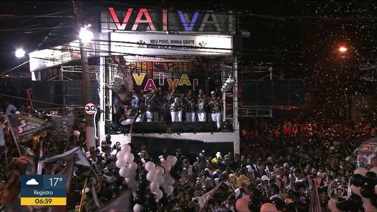 Vai-Vai escolhe samba em homenagem a Gilberto Gil no Carnaval de 2018