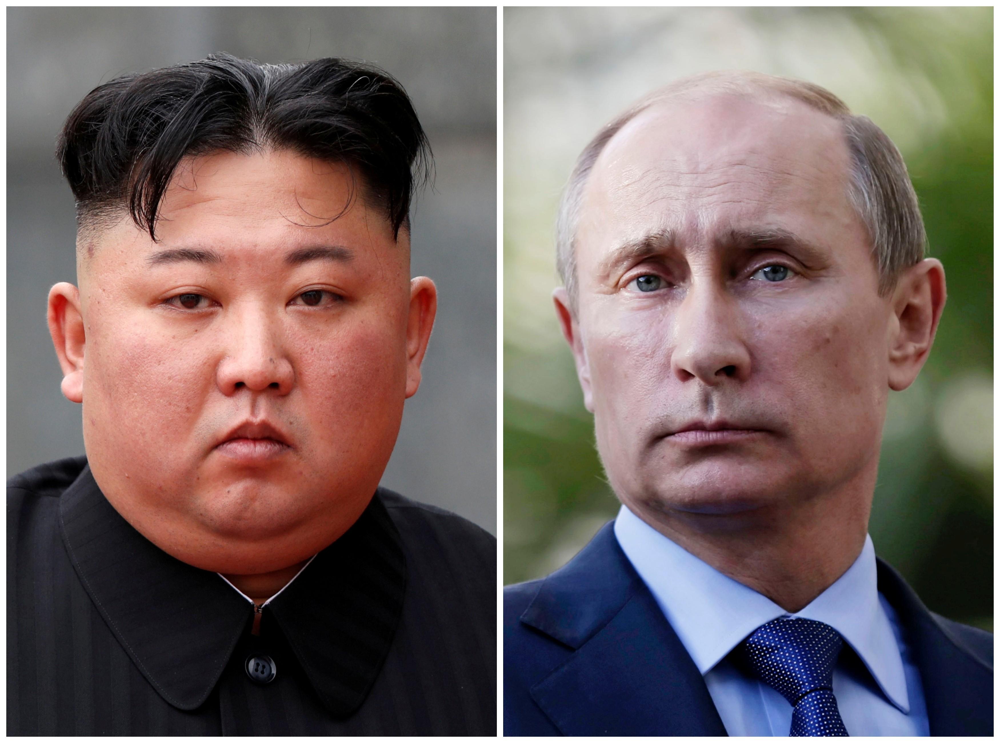 Coreia do Norte confirma visita de Kim Jong-un à Rússia para reunião com Vladimir Putin