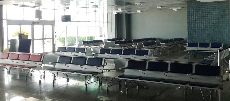 Movimento no Aeroporto de Palmas cai mais de 12% no primeiro semestre - Notícias - Plantão Diário