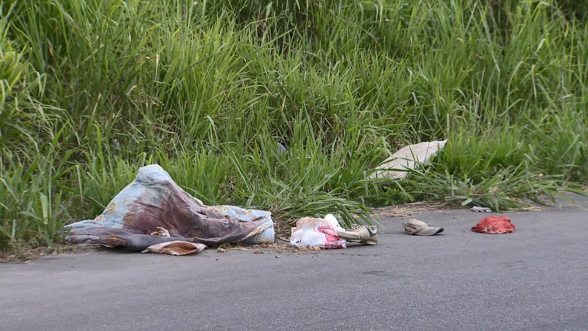 Corpo é encontrado às margens da Rodovia do Contorno, no ES