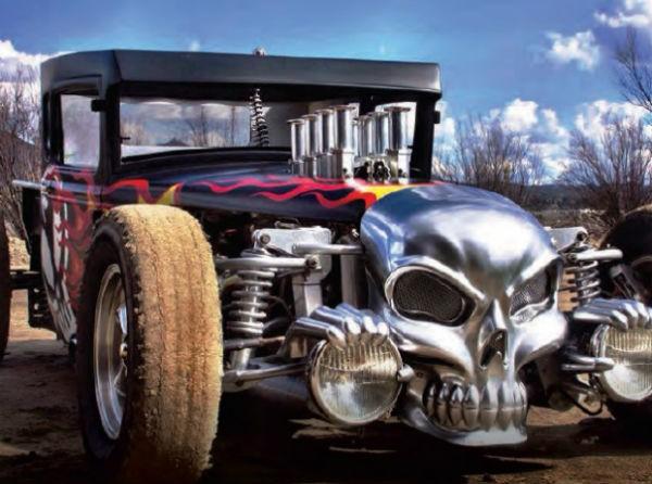 Hot Wheels Boneshaker (Foto: Divulgação)