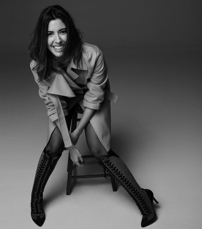 """O chamariz da minha imagem é meu trabalho e isso pode ser um pró e um contra"""", diz Camila (Foto: Reprodução / Instagram)"""