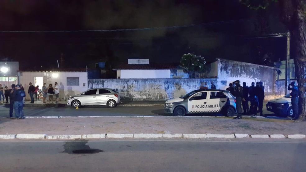 Policial militar do Bope é morto a tiros em tentativa de assalto na zona Norte de Natal — Foto: Cedida