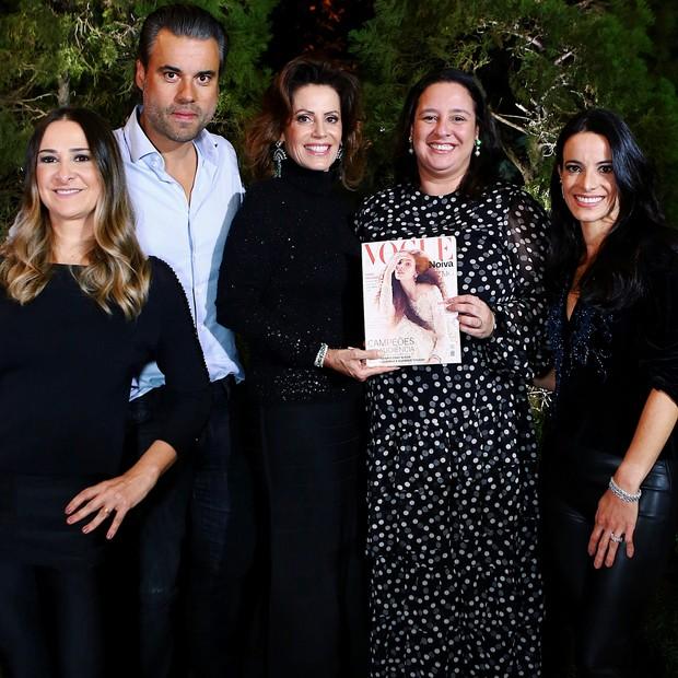 Talento e Vogue celebram edição mineira da Vogue Noiva (Foto: Divulgação)