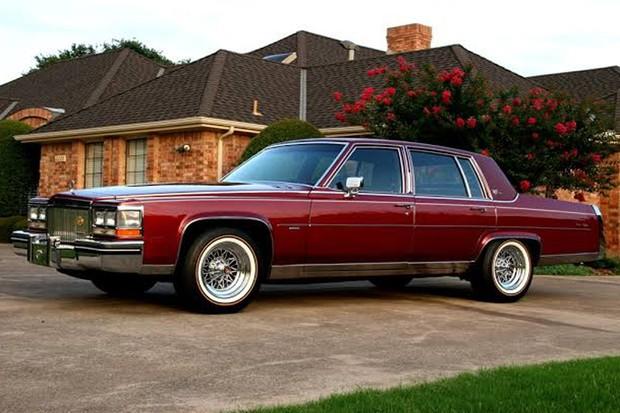 Cadillac Fleetwood Brougham era limusine em forma de sedã (Foto: Divulgação)