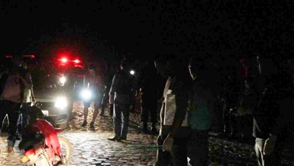 Noite de crimes foi movimentada em Mossoró (Foto: Marcelino Neto/O Câmera)