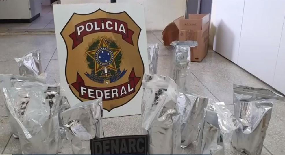 Cinco pessoas são presas por tráfico após receberem droga pelo correio em Juazeiro, norte da BA