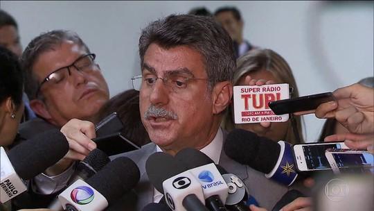 Presidente do MDB, ex-senador Romero Jucá, vira réu pela primeira vez na Justiça do Paraná